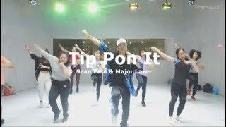 Tip Pon It - Sean Paul & Major Lazer