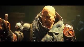 Deus Ex Mankind Divided Cinematic Trailer 1