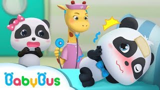 Baby Panda Pretends to Catch a Cold | Magical Chinese Characters | BabyBus Cartoon