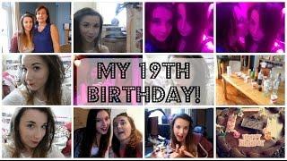 GRWM And 19th Birthday Vlog || Becca
