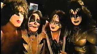 KISS - Millennium Tv show footage