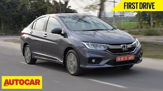2017 Honda City | First Drive | Autocar India
