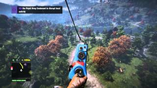 Far Cry 4 - 008 - Making use of the Gyrocopter (a.k.a., the Buzzer)