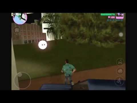Como conseguir municion infinita en GTA Vice City Para IOS y ANDROID y nueva intro