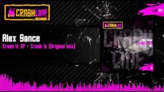 Alex Sance - Crash It (original mix)