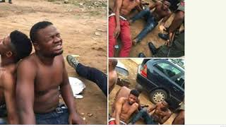 YAHOO BOYS CAUGHT WITH 100 FEMALE PANTS!