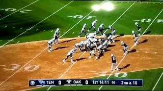 Titans Vs Raiders Highlights | NFL Pre-Season Football | August 27, 2016