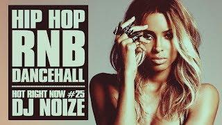 🔥 Hot Right Now #25 |Urban Club Mix July 2018 | New Hip Hop R&B Rap Dancehall Songs |DJ Noize