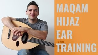 Maqam Hijaz Ear Training - Entire lesson for free!