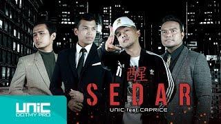 UNIC - Sedar (feat. Caprice) [Official Lyric Video] ᴴᴰ