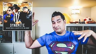 Dynamite | Roach Killa | Jazzy B | Dr Zeus | RECORD REVIEW