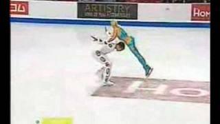 2007 Skate Canada - Pairs SP - Savchenko & Szolkowy - Asoka