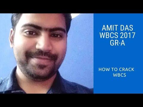 Xxx Mp4 WBCS 2017 Gr A Officer Amit Das On How To Crack The Exam 3gp Sex