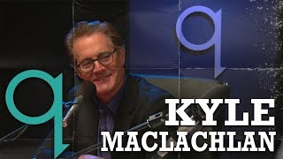 Kyle MacLachlan gets asked the ultimate Twin Peaks question