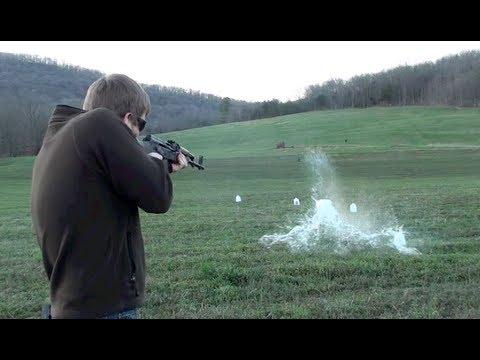 Xxx Mp4 AK 47 OUT OF BOX ACCURACY TEST 3gp Sex