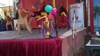 Beautiful dance by kids (मोहनी लाग्ला है ) - Ritishma Gomja & Ridesh Gomja