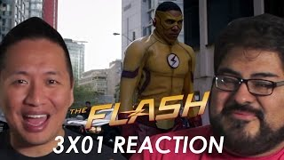 The Flash Season 3 Episode 1 Reaction and Review