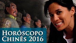 HORÓSCOPO CHINÊS 2016 - ANO DO MACACO - POR PAULA PIRES