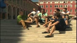 Ćubi & Klapa Sveti Florijan (InMagazin Nova TV)