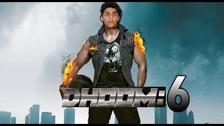 Shahrukh Son Aryan khan in dhoom - 6