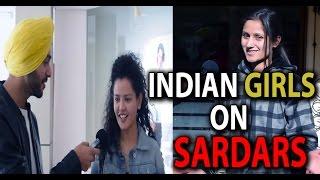 Indian People on Sardars || Indian Girls on Sardars || Shocking Reactions || Sikh People