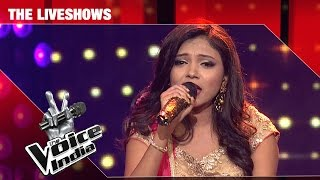 Rasika Borkar - Chikni Chameli | The Liveshows | The Voice India S2