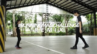 #RunningManChallenge Remix Dance