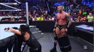 Roman Reigns vs  The Miz  SmackDown, Aug  22, 2014   YouTube