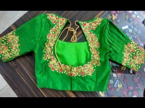 Xxx Mp4 Top 10 Party Wear Green Colour Blouse Designs 3gp Sex