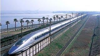 581 Km  por Hora-Tren Bala-Japón-Producciones Vicari.(Juan Franco Lazzarini)