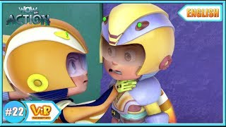 Vir The Robot Boy | Vir vs Dangerous seven part 1|  English episodes for Kids