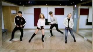 K.A.R.D - Don't Recall (Choreography video)
