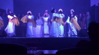 Sakti MMU - Ulik Mayang Dance - theater 3 Lagenda