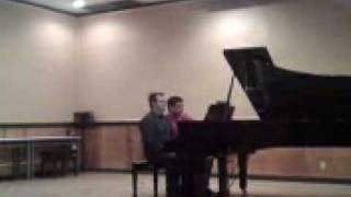 Eli's comin' back! y Trumpets - Walter and Carol Noona