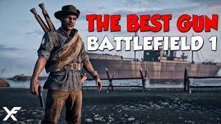 THE BEST GUN - Battlefield 1 TTK Patch