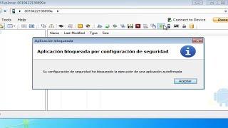 SOLUCION - Java 7 Minecraft - Aplicacion Bloqueada por configuracion de Seguridad