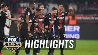 Bayer Leverkusen vs. Bayern Munich | 2019 Bundesliga Highlights