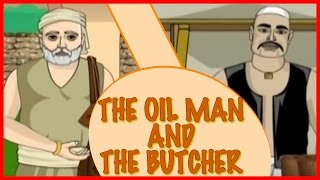 Akbar And Birbal - The Oil Man And The Butcher - Hindi
