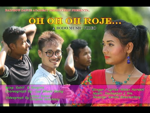 Xxx Mp4 Oh Oh Oh Roje Official Bodo Music Video 2018 3gp Sex