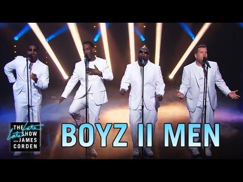 End of the Show w Boyz II Men