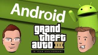 Nexus 7 -  GTA 3 Android Review