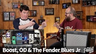 That Pedal Show – Get More From Your Fender Blues Jr, Loud & Quiet. And Other Small Valve Amps!
