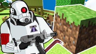 REALISTIC MINECRAFT PROP HUNT! - Minecraft Meets Garry's Mod (Custom Modded Minigame)