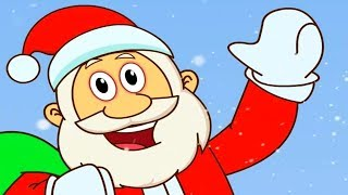 🎅 Christmas Songs for Kids | Nursery Rhymes Playlist for Children & Babies | Musical Cartoons