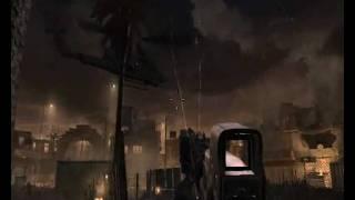 Call of Duty 4 Modern Warfare: el pantano