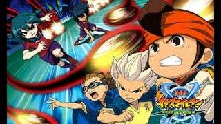 Inazuma Eleven GO VS Danball Senki W Parte 3(english sub)  غير مترجم