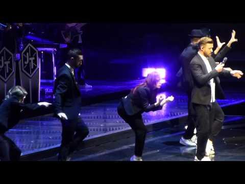 """FutureSex/LoveSound & Like I Love You"" Justin Timberlake@Wells Fargo Philadelphia 12/17/14"