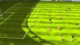 FIFA 14 iPhone/iPad - FC GahsA vs. AD Alcorcón