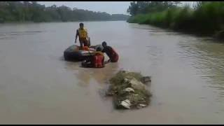 Dead body recovery from Uper Chanab Canal by Al dawa water rescue pakistan