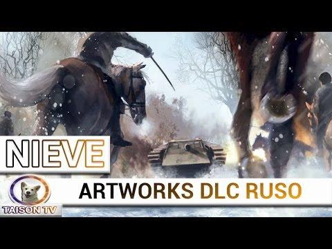 Battlefield 1 La Nieve en el